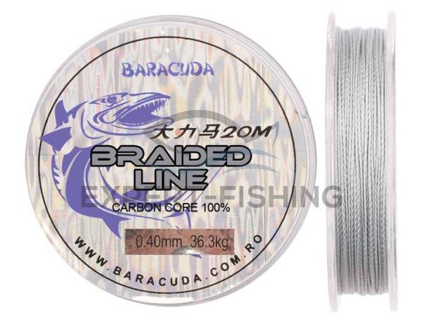 FIR BARACUDA BRAIDED LINE 0.30mm 20m