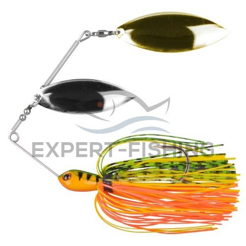 SPINERBAIT SPRO RINGED 14gr FIRE TIGER 10cm