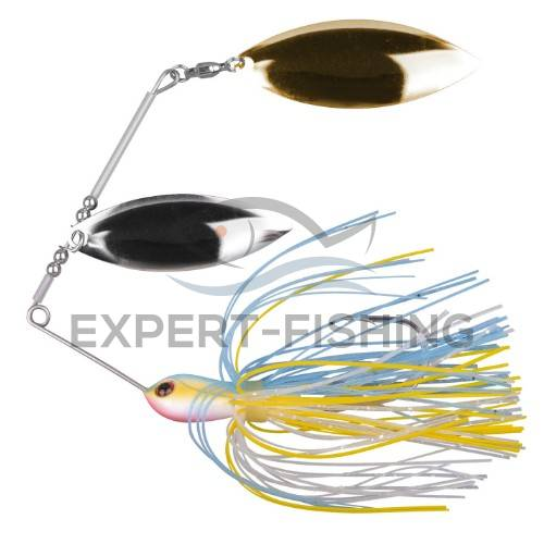 SPINERBAIT SPRO RINGED 14gr SEXY BLUE BLACK 10cm