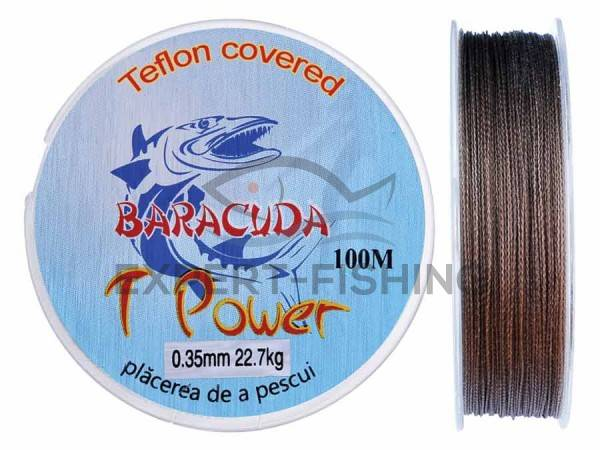 FIR BRAIDED T POWER 0.16mm 100m